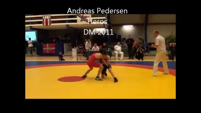 Andreas Pedersen Heros DM 2011