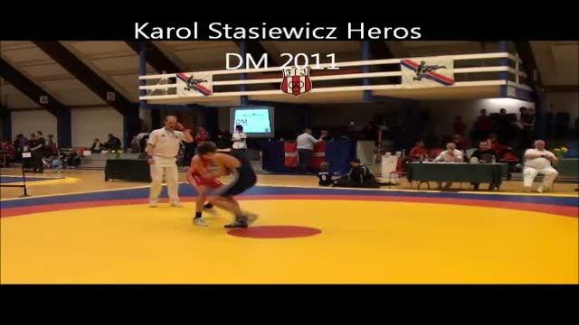 Karol Stasiewicz Heros DM 2011