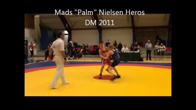 "Mads ""Palm"" Nielsen Heros DM 2011"