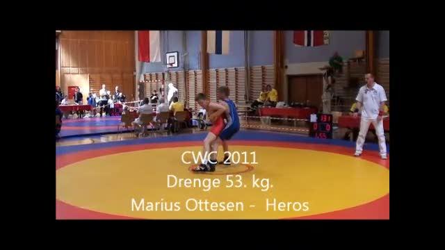 CWC 2011 Marius Ottesen - Heros