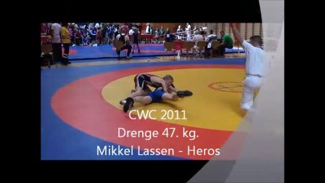 CWC 2011 Mikkel Lassen Heros