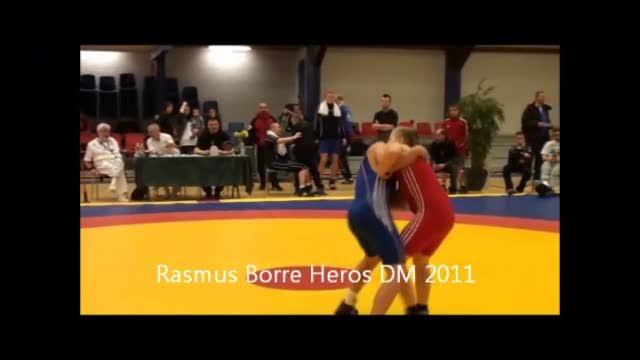Rasmus Borre Heros DM 2011