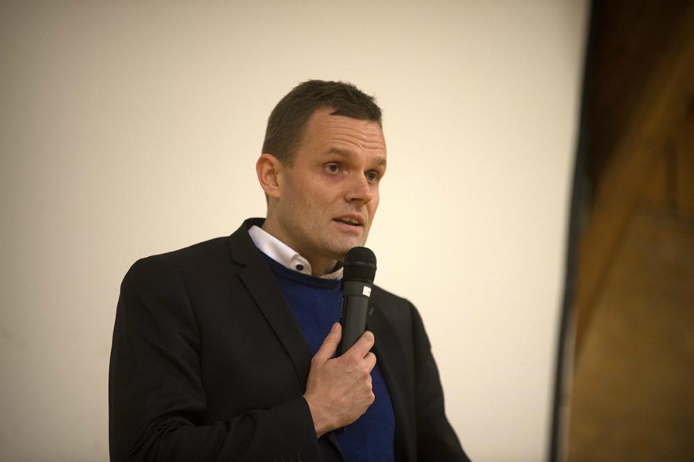 Jakob Beck Jensen. Foto: Jens Nielsen
