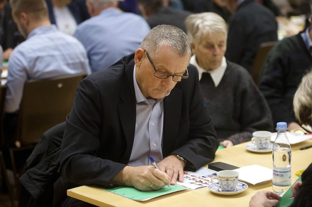 Svend Erik Autzen. Foto: Jens Nielsen