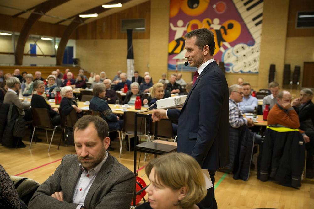 Finansminister Kristian Jensen. Foto: Jens Nielsen