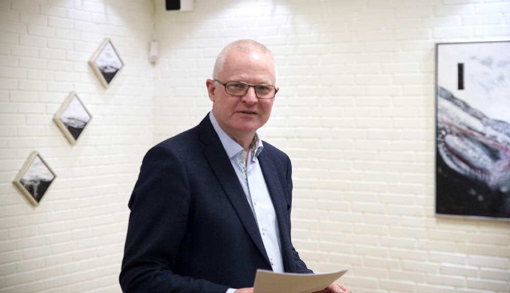 Erhvervsdirektør Hans Søie. Foto: Jens Nielsen