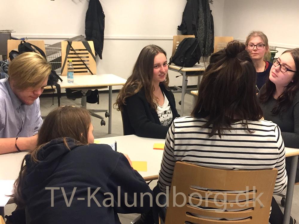 Forsker på Novo Nordisk,Erik Skibsted inspirerer unge til at gå forskervejen.
