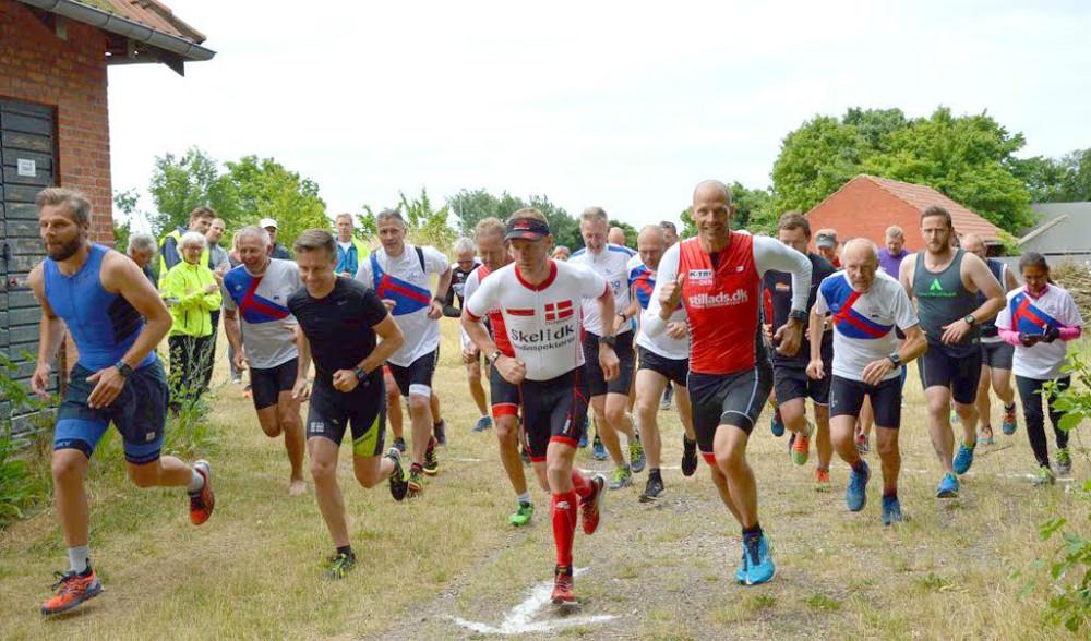 Foto: Røsnæs Cannonball Duathlon d. 19. juni.