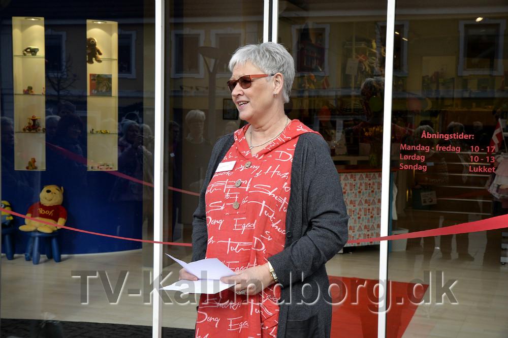 Formand Dorthe Hornbæk-Jensen. Foto: Jens Nielsen