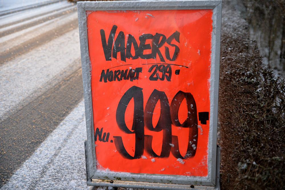 Et helt fantastisk tilbud. Foto: Jens Nielsen