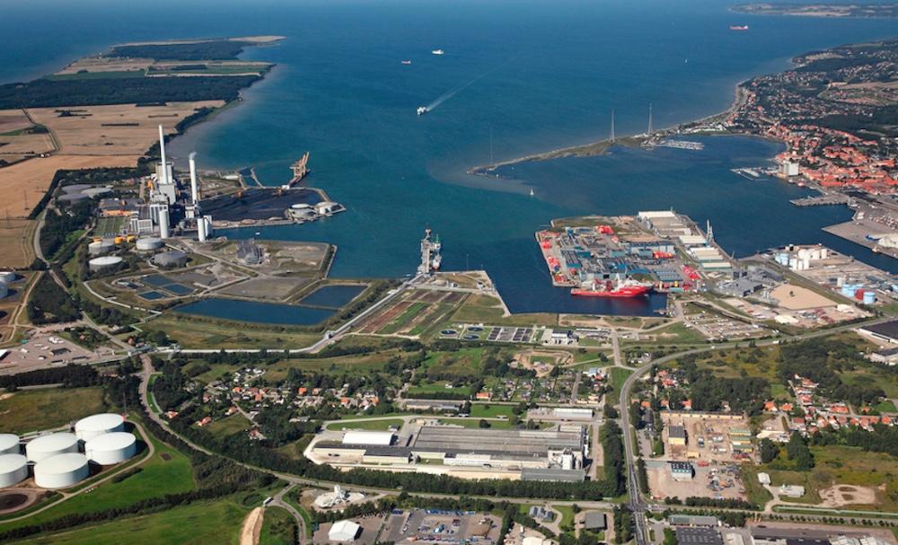 Årsrapport viser, at det går godt for Kalundborg Havn.