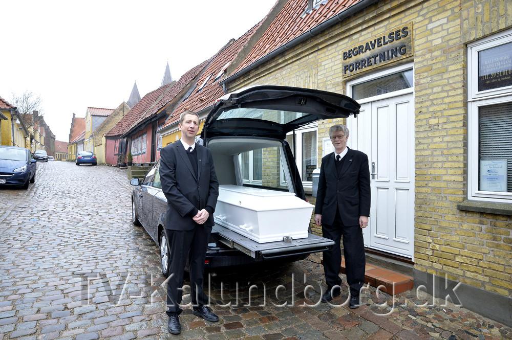 Bern og Steen Rossander. Foto: Jens Nielsen