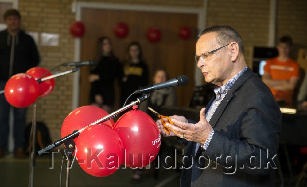 Ole Glahn, formand for Kultur- og Fritidsudvalget. Foto: Jens Nielsen