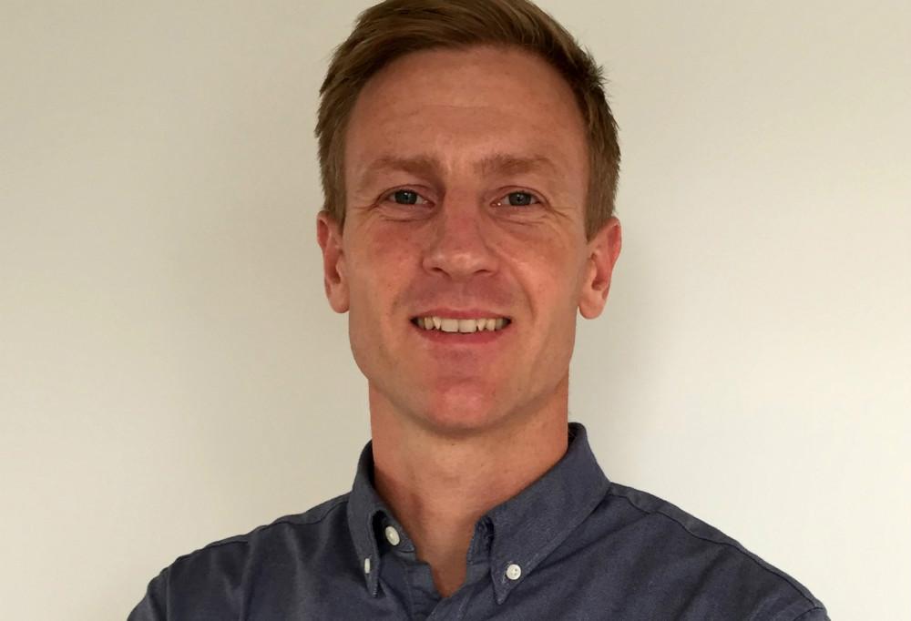 Henrik Lysemose Jensen er ny forstander på Landbrugsskolen Sjælland i Høng.