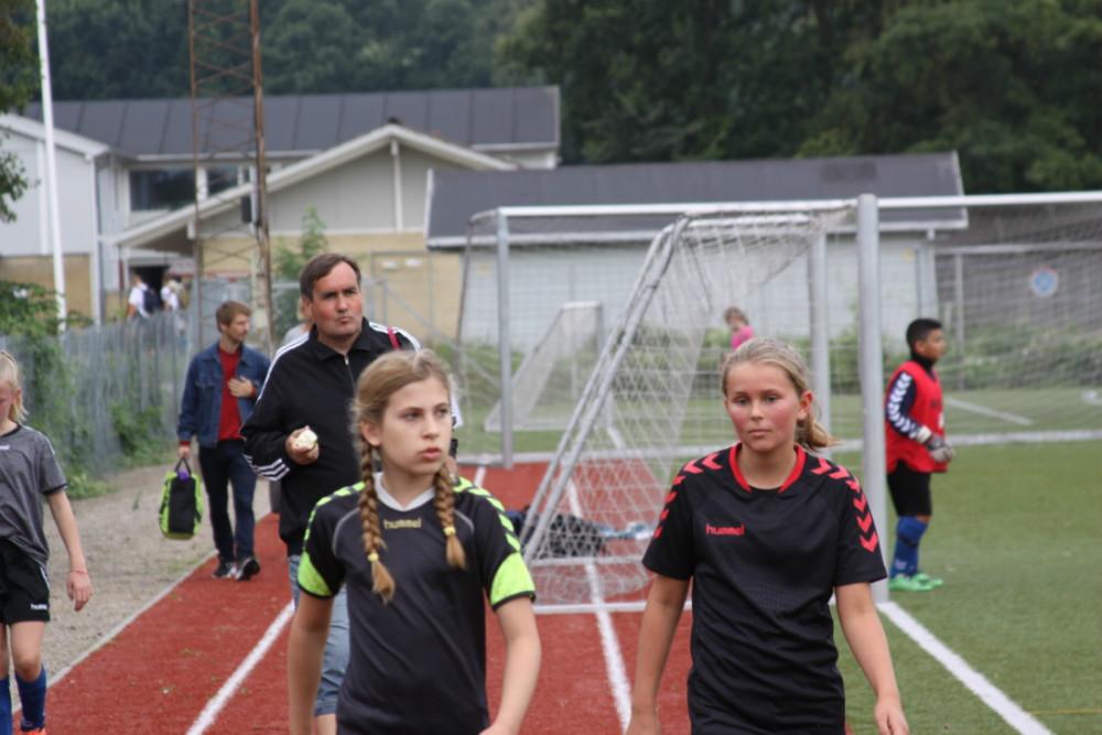 Fodboldstævne for kommunens 6. klasser. Foto: Gitte Korsgaard