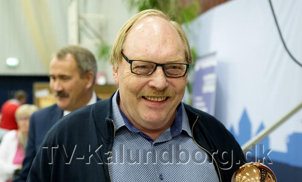 Dan Hansen, Gørlev, vil arbejde for at komme i kommunalbestyrelsen. Foto: Jens Nielsen