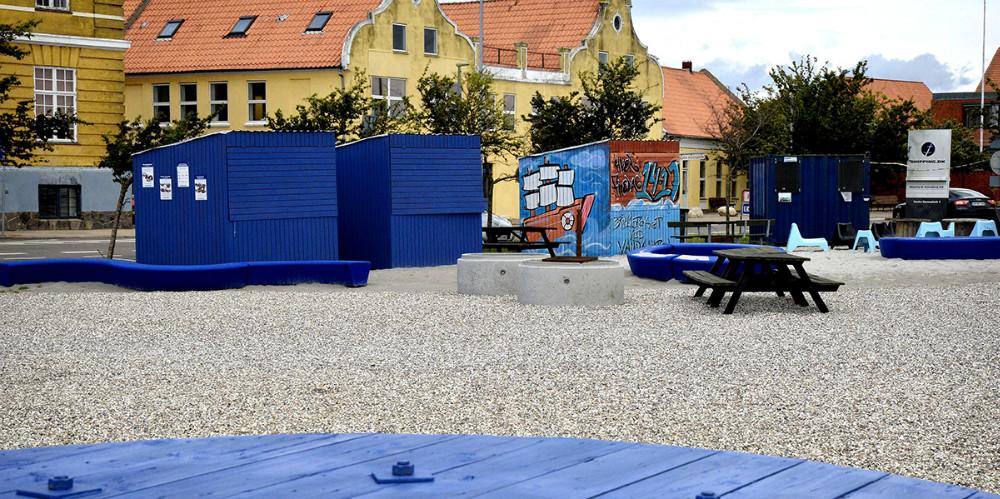 Havneparken. Foto: Jens Nielsen