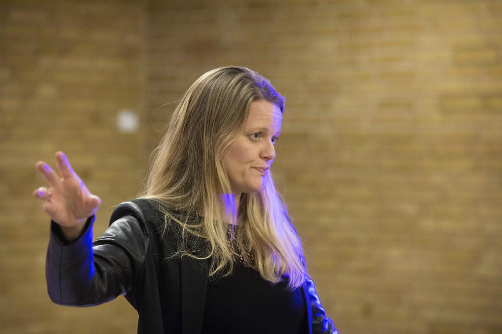 Susanne Bach Rasmussen, Frivillighedskonsulent. Foto: Jens Nielsen