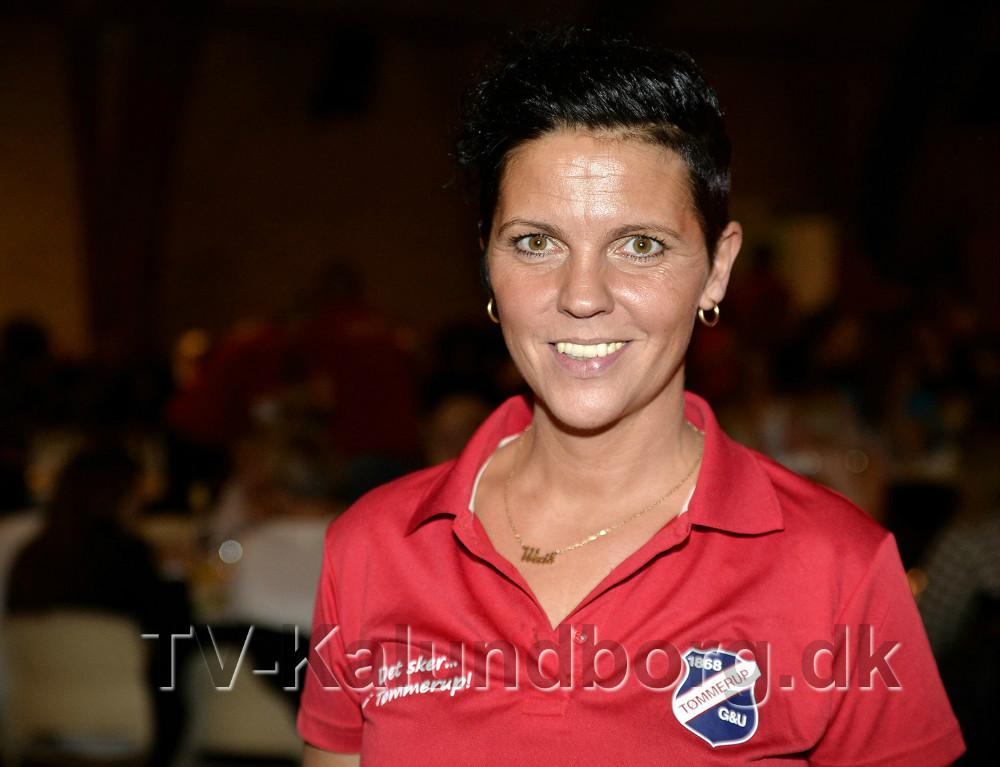 Trine Grue Werth, TGU, er tovholder på ´Damefrokosten´. Foto: Jens Nielsen