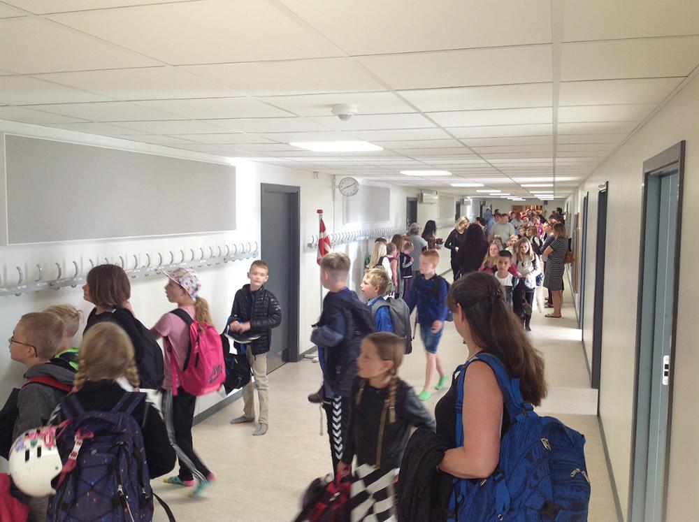Årby Skole nu uden PCB til første skoledag