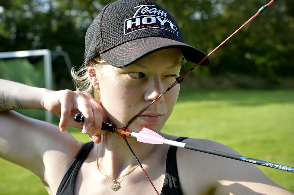 Pernille Olsen er udtaget til VM. Foto: Jens Nielsen