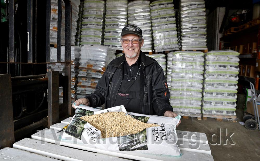 John Nissen. Foto Jens Nielsen