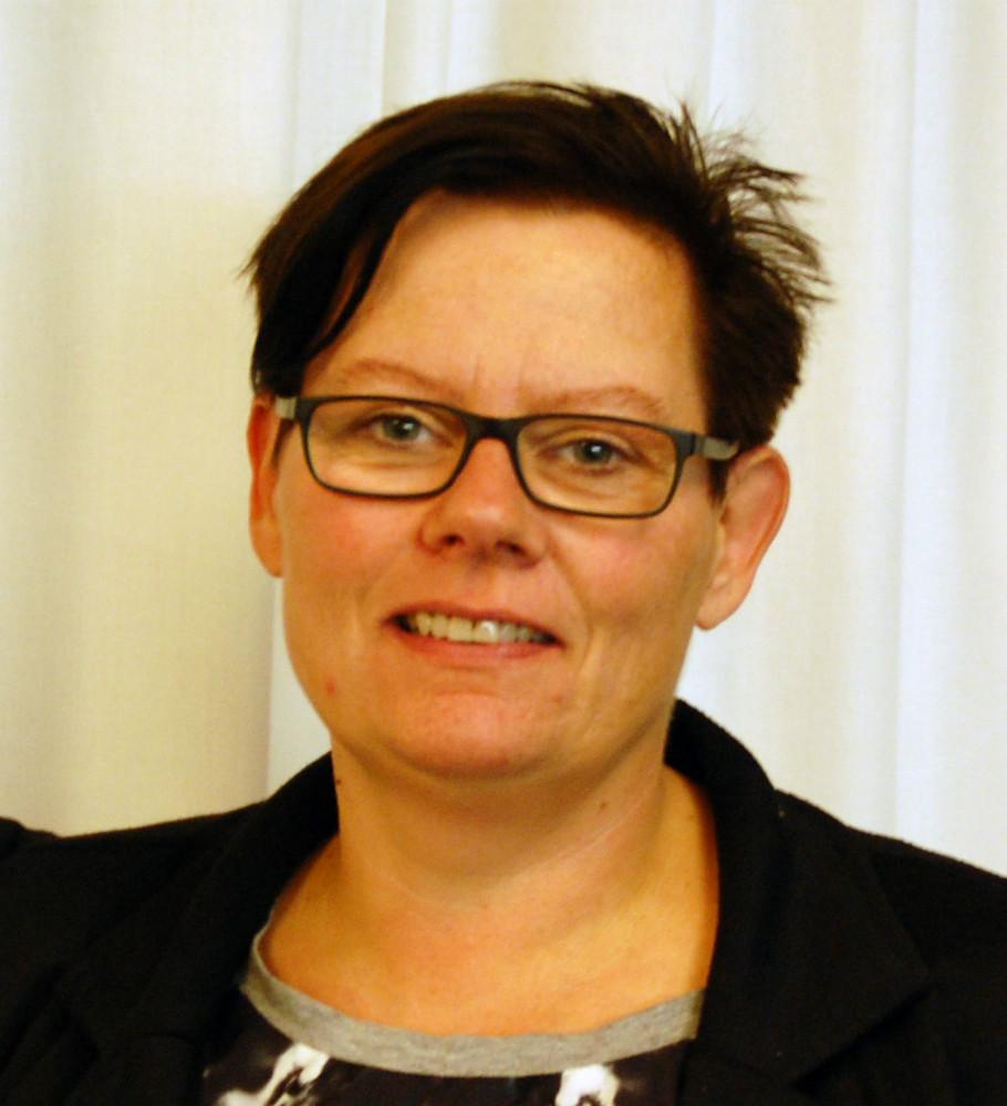 RGI formand, Gitte Nordbo Keller. Privatfoto