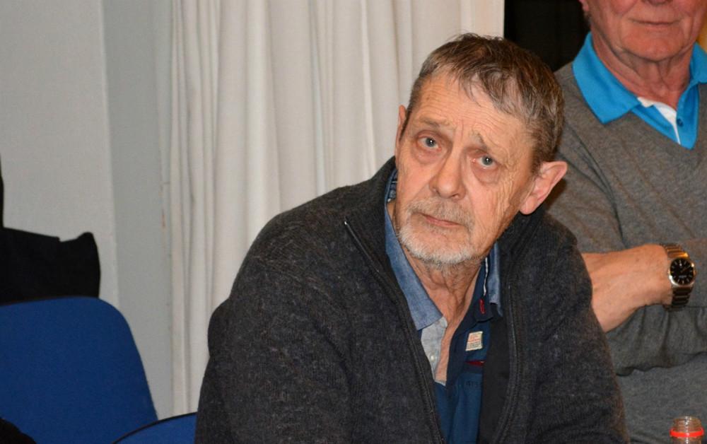 Kurt Grinderslev udnævnt til æresmedlem. Privatfoto