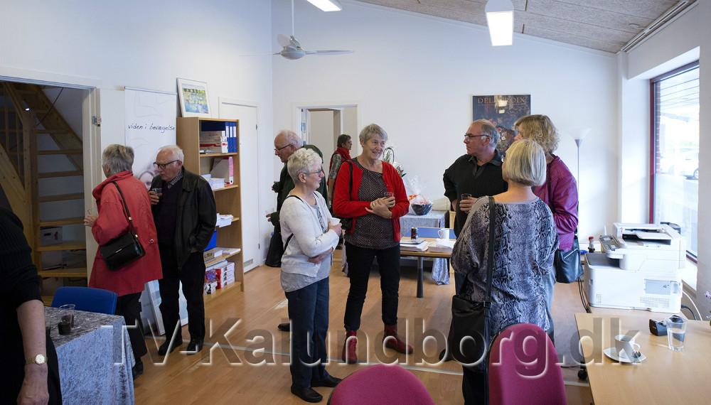 Receptionsgæster hos LOF. Foto: Jens Nielsen