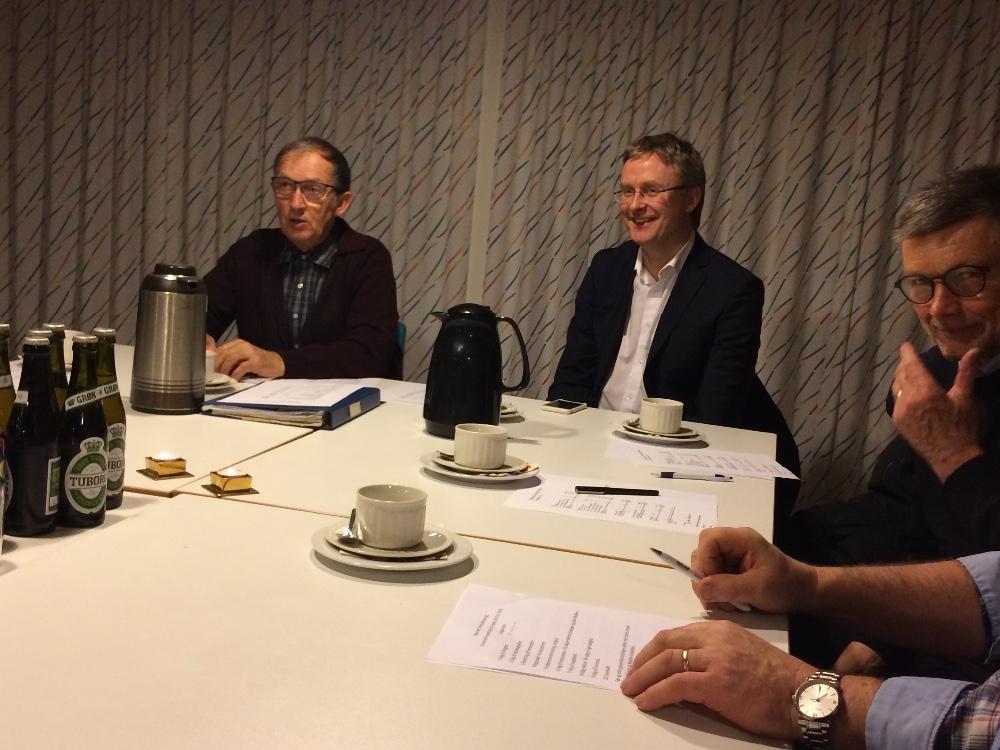 Venstre på Røsnæs var samlet til generalforsamling i sidste uge, hvor bl.a. lokalsamfund og frivllighed var på dagsordenen.