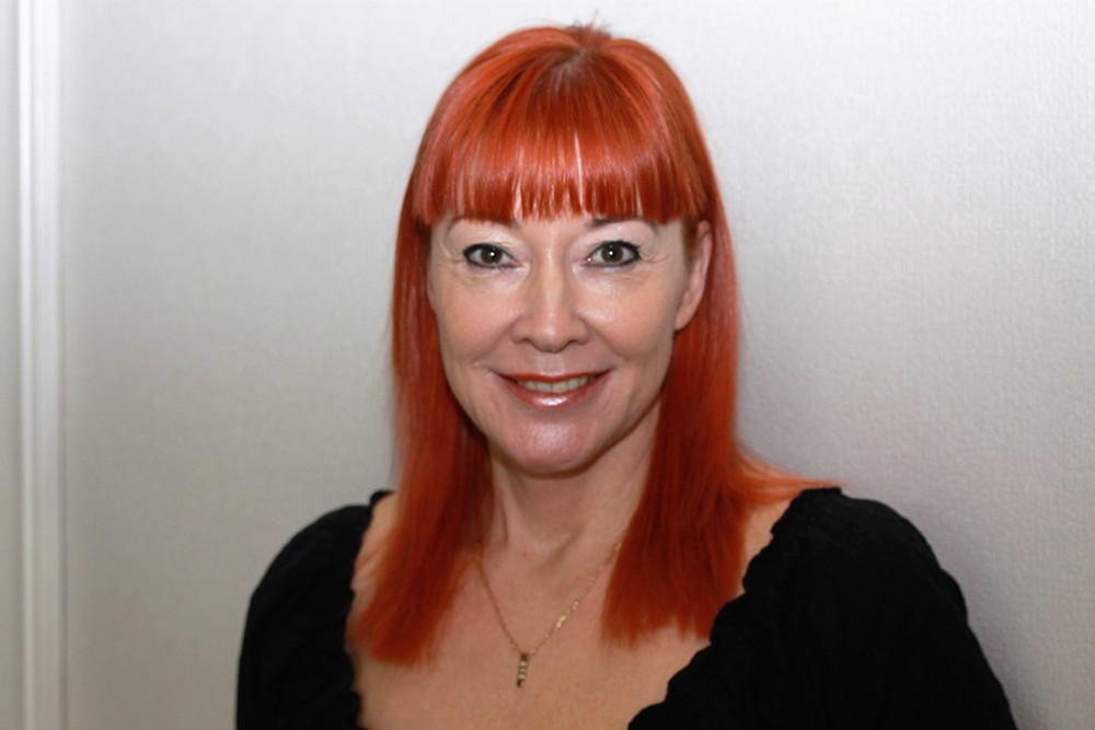Katja Gravesen, Slagelse, vil besøge Kalundborg Helsekliniken gang om måneden. Privatfoto