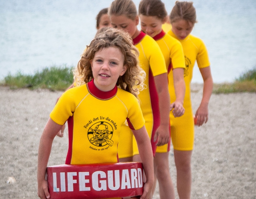 Foto fra Ocean Rescue Camp