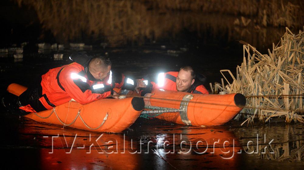 Bananbåden i brug i Ellingelund. Foto: Jens Nielsen