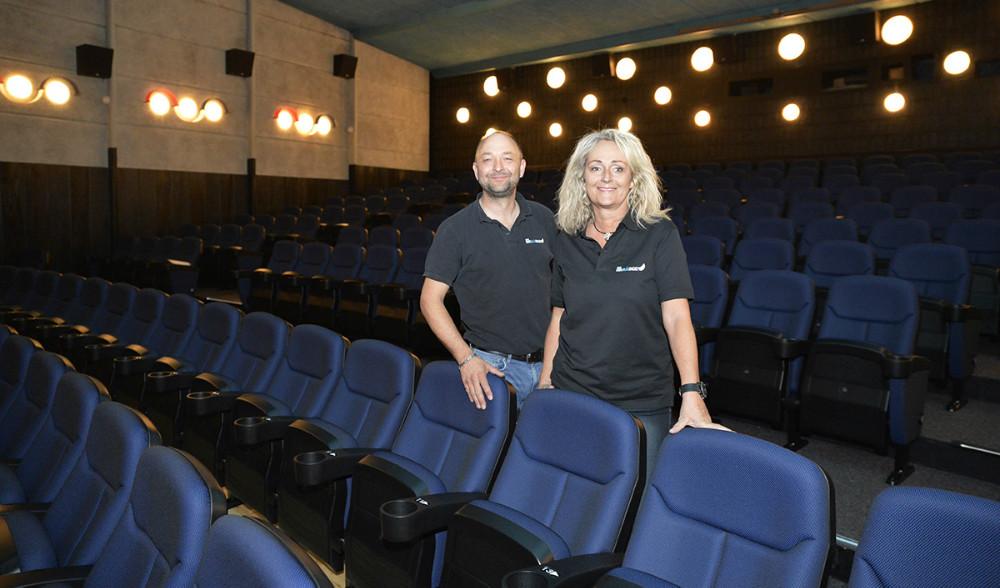 Annette Sønder Nielsen og Brian Sønder Andersen. Foto: Jens Nielsen