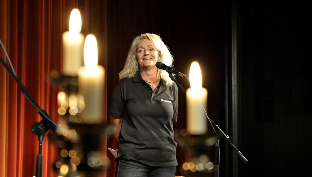 Annette Sønder Nielsen . Foto: Jens Nielsen