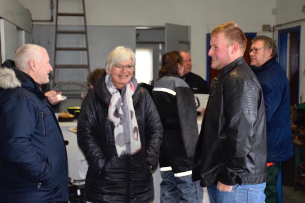 Gratis rusttjek til åbent hus i dag hos Dinitrol - Vestsjællands Antirust-Center. Foto: Gitte Korsgaard