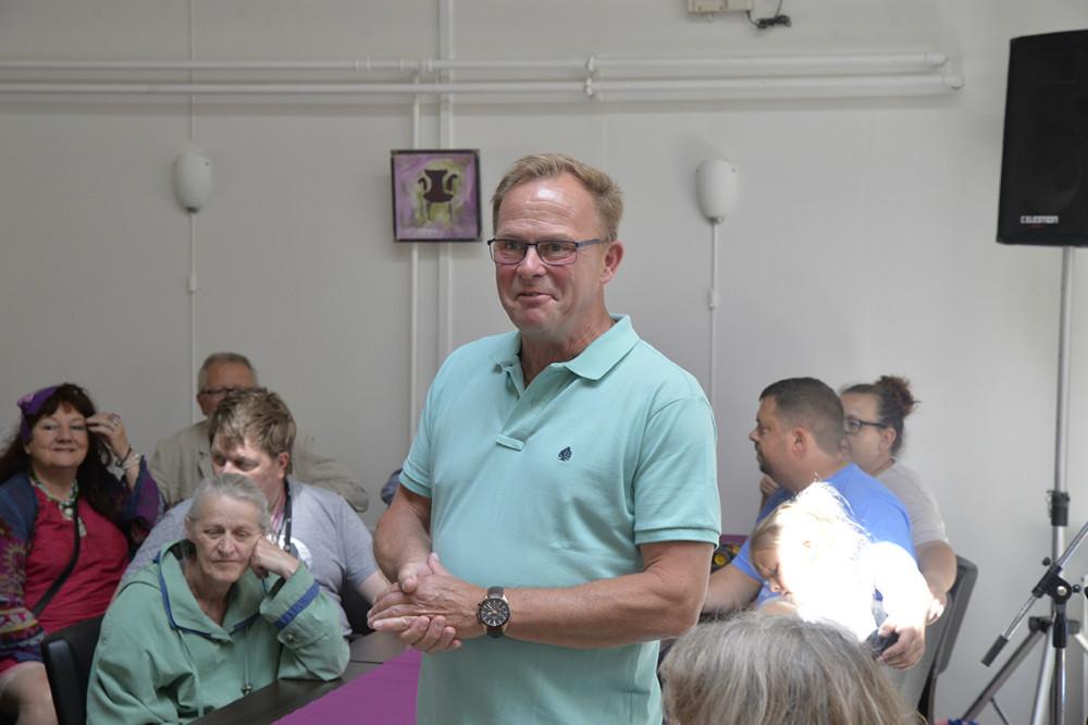Teamleder Poul Erik Westrup. Foto: Jens Nielsen