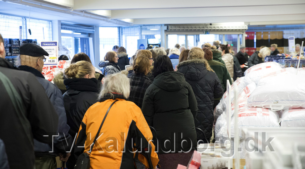 Festlig åbning af Euro Outlets i Kalundborg. Foto: Jens Nielsen