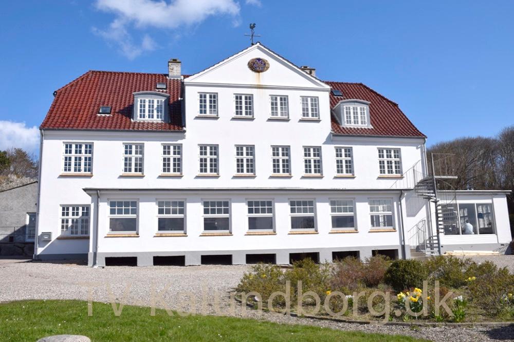 Strandhotel Røsnæs. Foto: Gitte Korsgaard