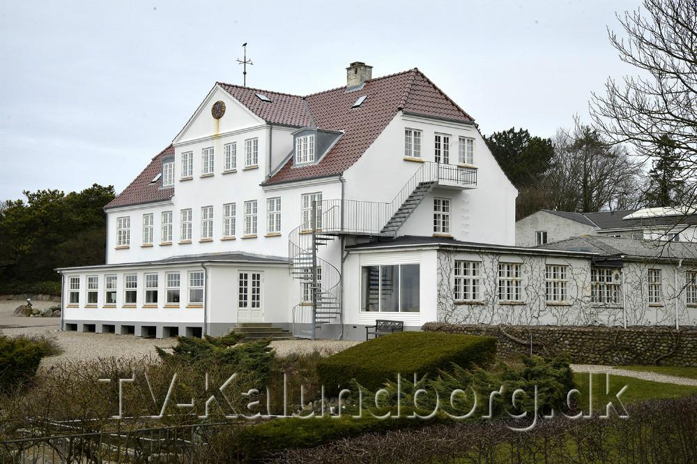 Strandhotel Røsnæs