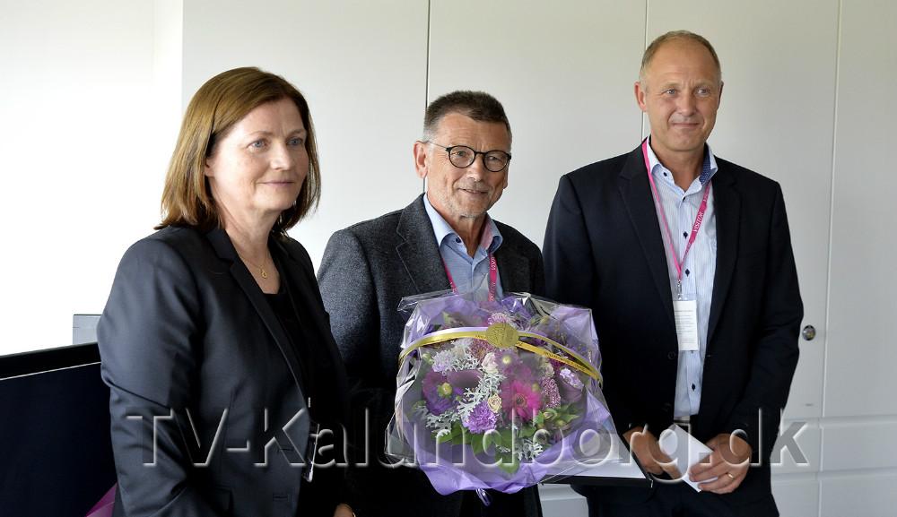 Jofrid Klokkenhaug, Troels Birk Kristoffersen og Martin Damm. Foto: Jens Nielsen