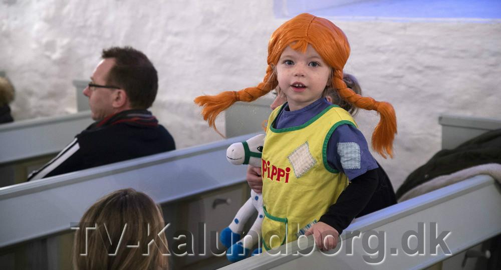 Både børn og voksne er velkommen, og gerne udklædt. Foto: Jens Nielsen