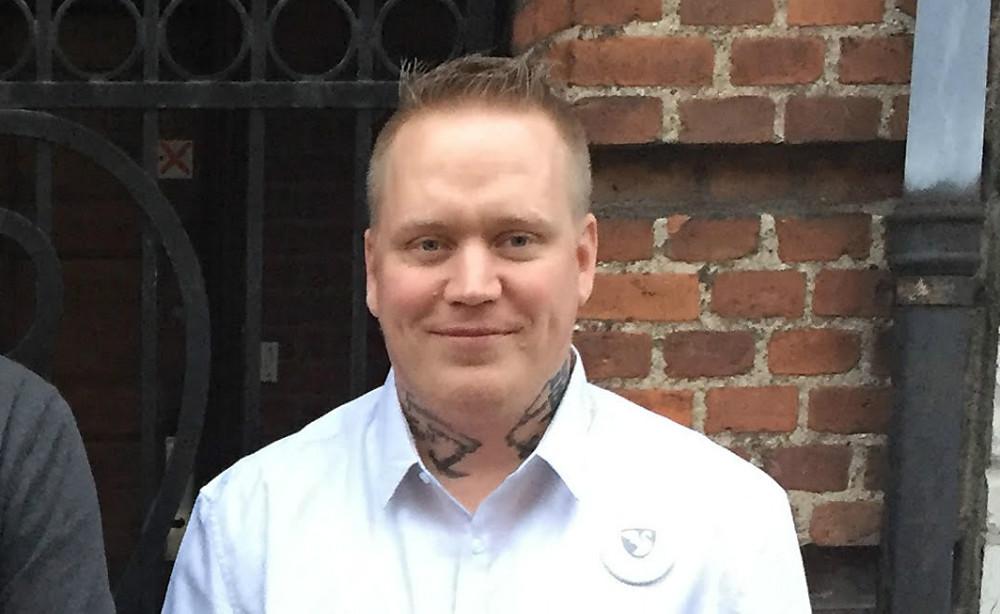 Lars Kronborg, Kalundborg er valgt som spidskandidat for Kalundborg Kommune, samtidig er han også valgt som folketingskandidat. Privatfoto