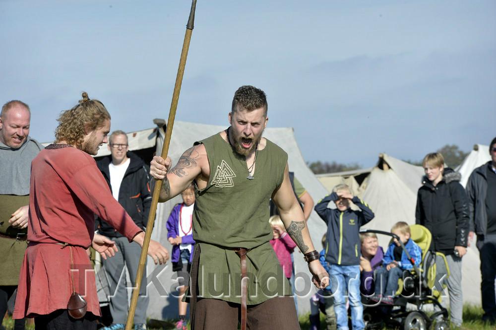 Vikingemarkedet 2015. Foto: Jens Nielsen