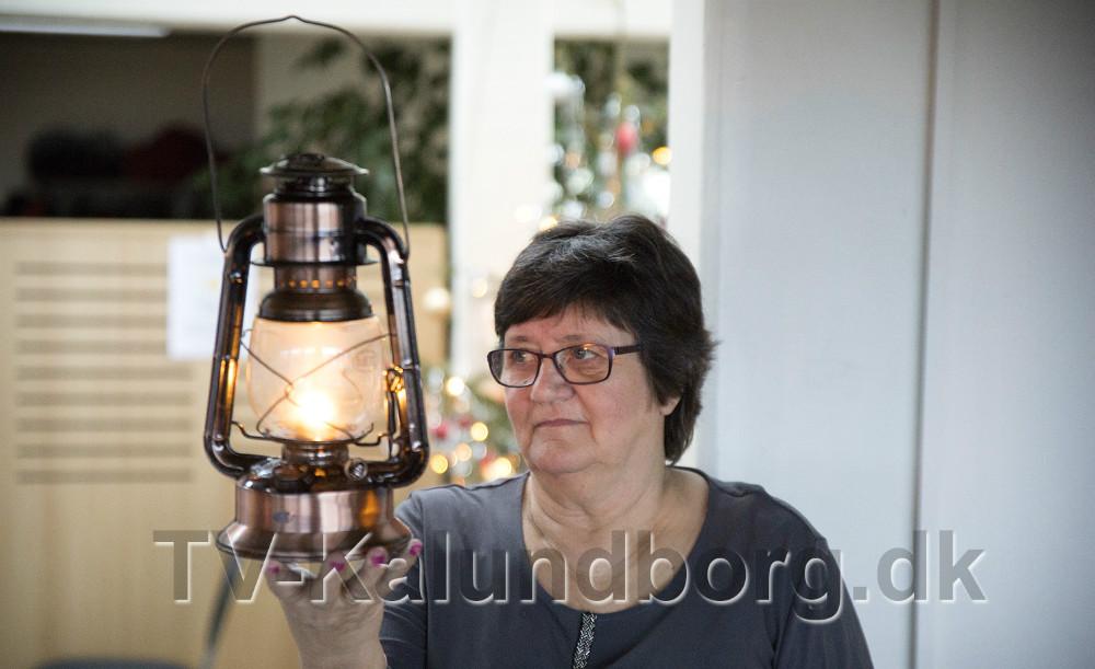 Formand for Hjælpetjenesten Karin Hansen. Foto: Jens Nielsen