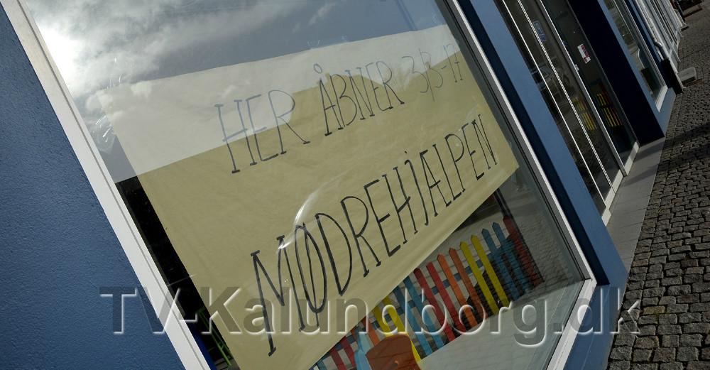 Mødrehjælpen flytter til Kordilgade 71. Foto: Jens Nielsen