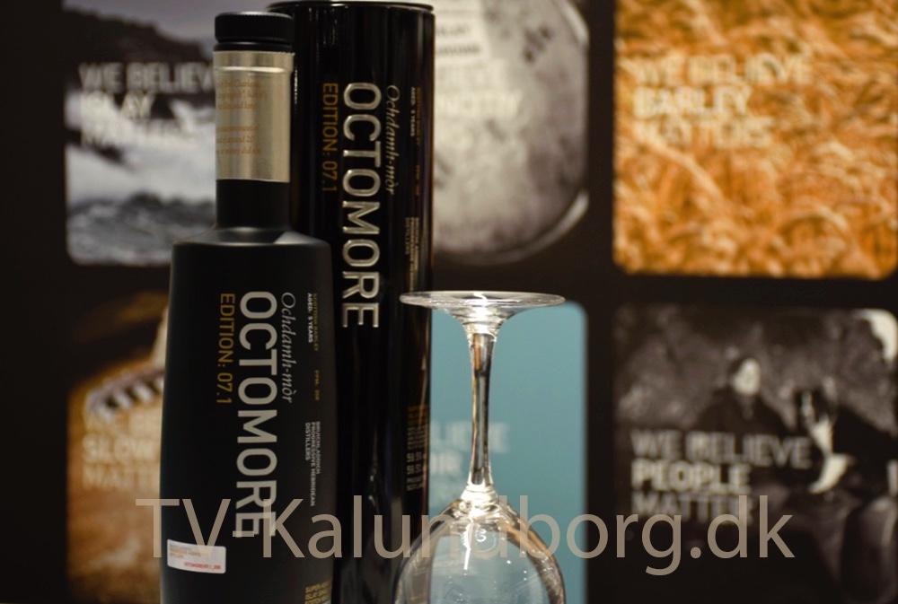 Skotsk Whiskey kun solgt i udvalgte Meny forretninger. Foto:Gitte Korsgaard