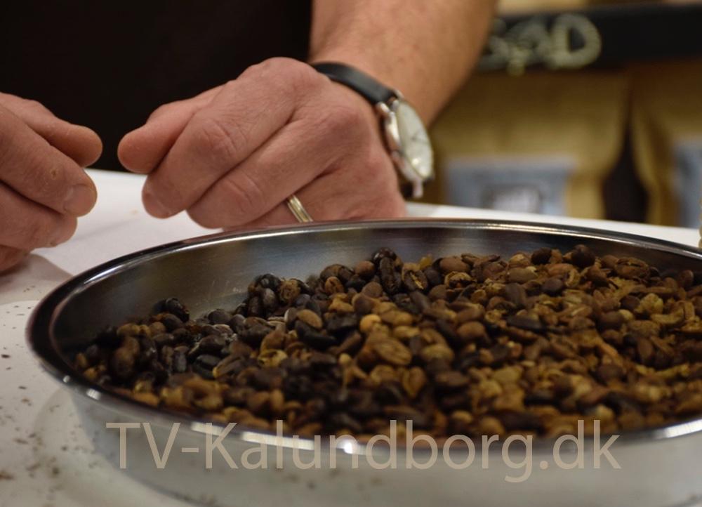 Kaffe fra Costa Kalundborg. Foto: Gitte Korsgaard