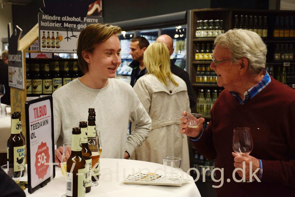 Gourmetaften i Meny. Foto: Gitte Korsgaard.