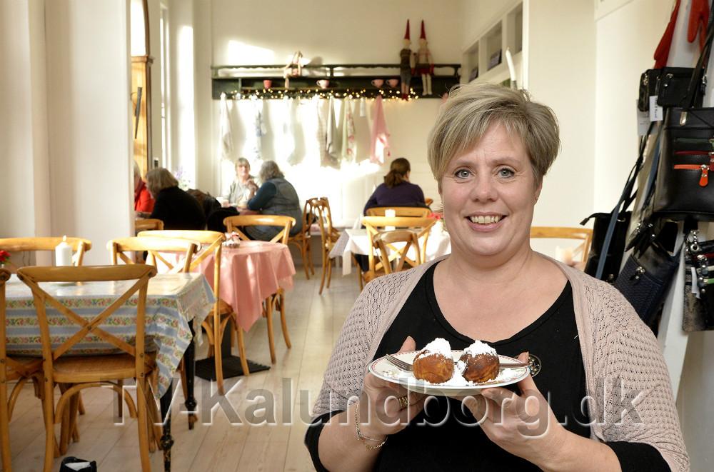 Hanne Mølsmark, indehaver af Fionas Verden. Foto: Jens Nielsen